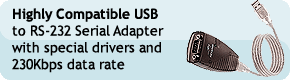 USB to RS-232