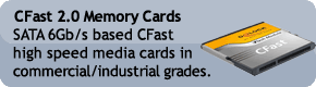 CFast Memory Cards