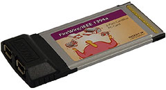 FireWire PC Card