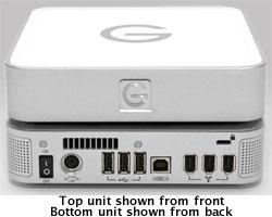 G-Tech G-MINI FireWire 400/USB 2.0 Hard Drive and Hubs, DISCONTINUED