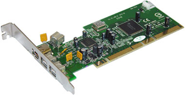 PCI to FireWire800