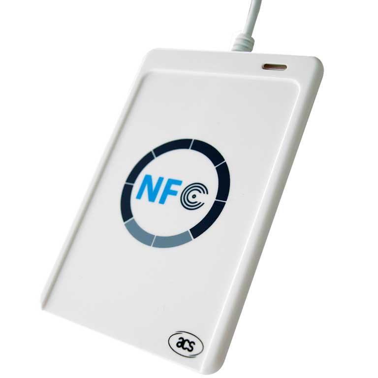 Contactless Near Field Communication (NFC) PC/SC Smart Card Reader ACR122U USB 2.0