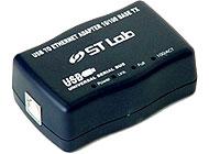 USB 2.0 to 10/100Base-TX RJ-45 Ethernet Adapter U-250