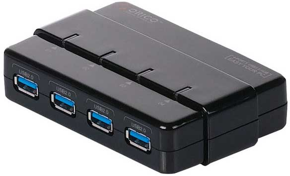 4 Port SuperSpeed USB 3.0 Hub H4928-U3 Series