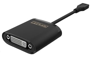 SuperSpeed+ USB 3.1 Type-C to DVI Adapter U-1970