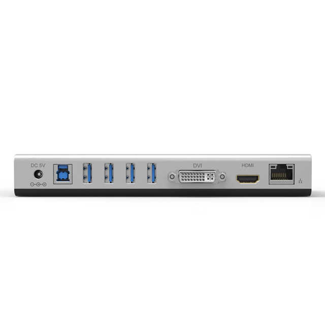 SuperSpeed USB 3.0 Docking Station U-900