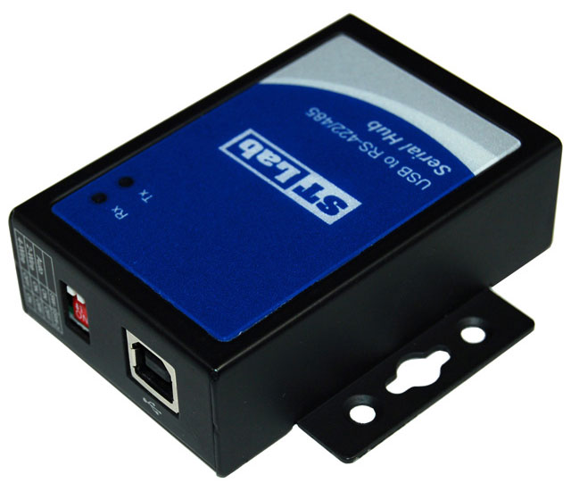USB 2.0 to Serial Adapter RS-422 RS-485 DB9 IU-100