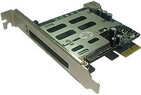 PCIe to ExpressCard