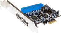 PCI Express to SATA