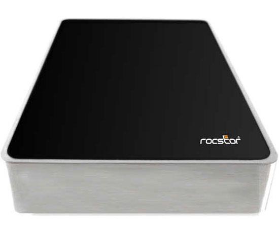 Rocstor LANCER LX Ruggedized USB 3.0/FireWire 800 Mobile Drives