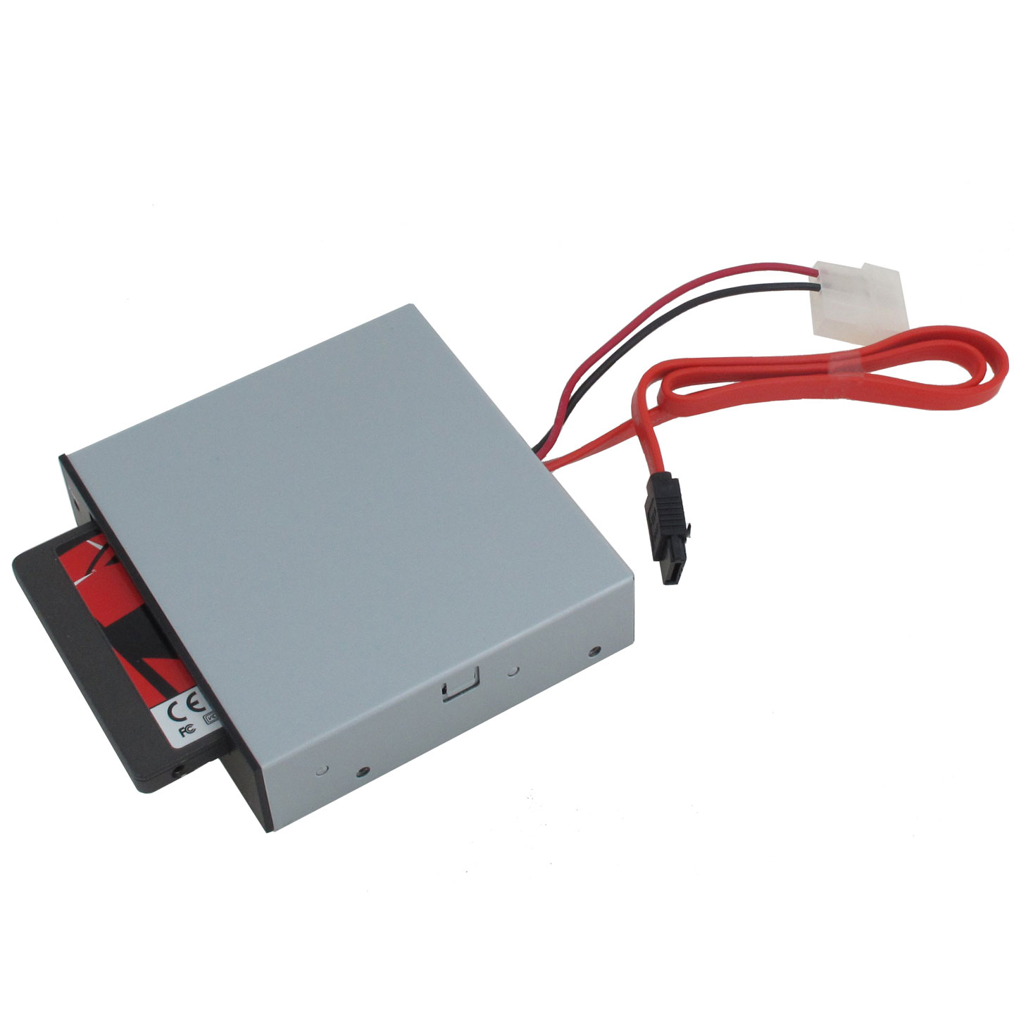 SATA 6Gb/s Internal 2.5-inch SSD/HDD/SSHD Dock for Floppy Bays