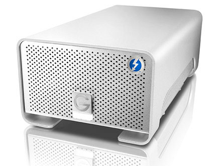 G-Tech G-RAID with Thunderbolt