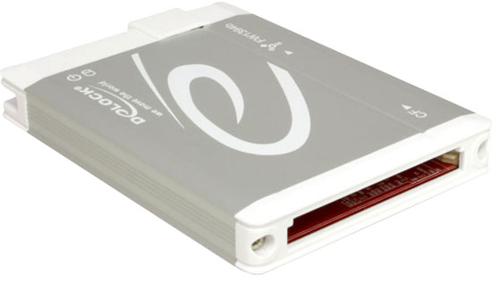 FireWire 800 to CompactFlash