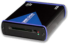SRAM Linear ATA Flash PC Card  Drive